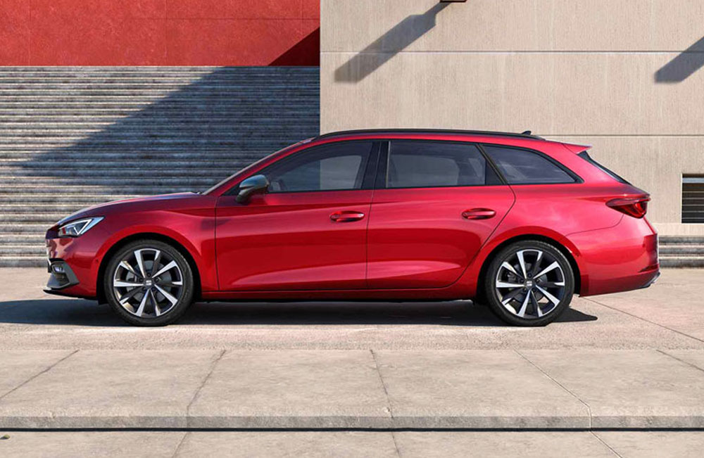 SEAT Leon Estate Business Offer
