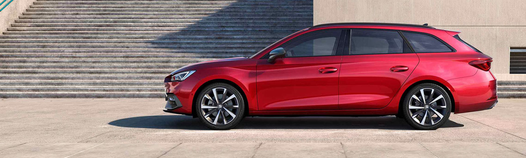 New SEAT Leon Estate Business Offer