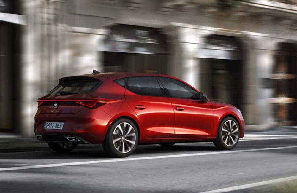 SEAT Leon Business Offer