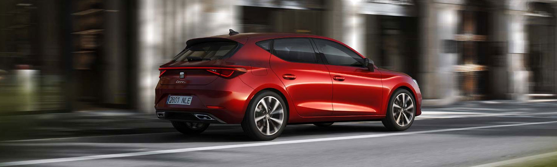 New SEAT Leon Business Offer