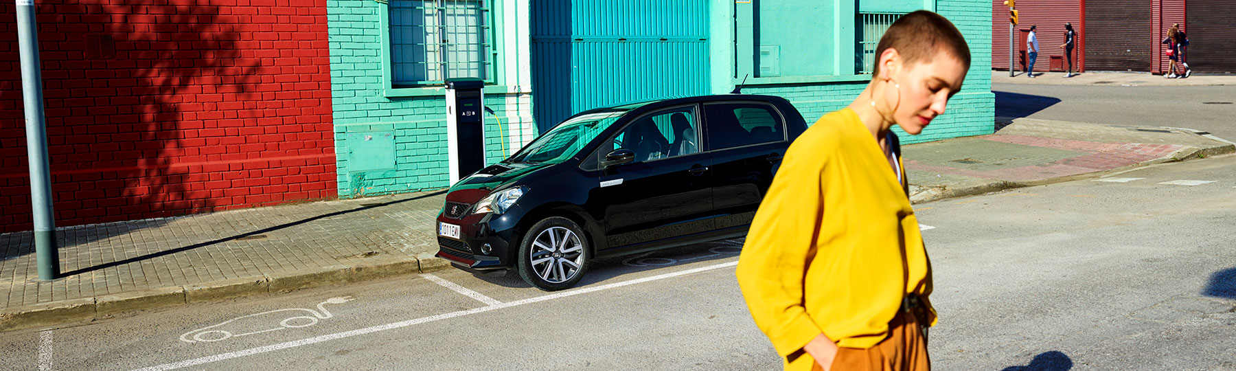 SEAT Mii Electric New Car Offer