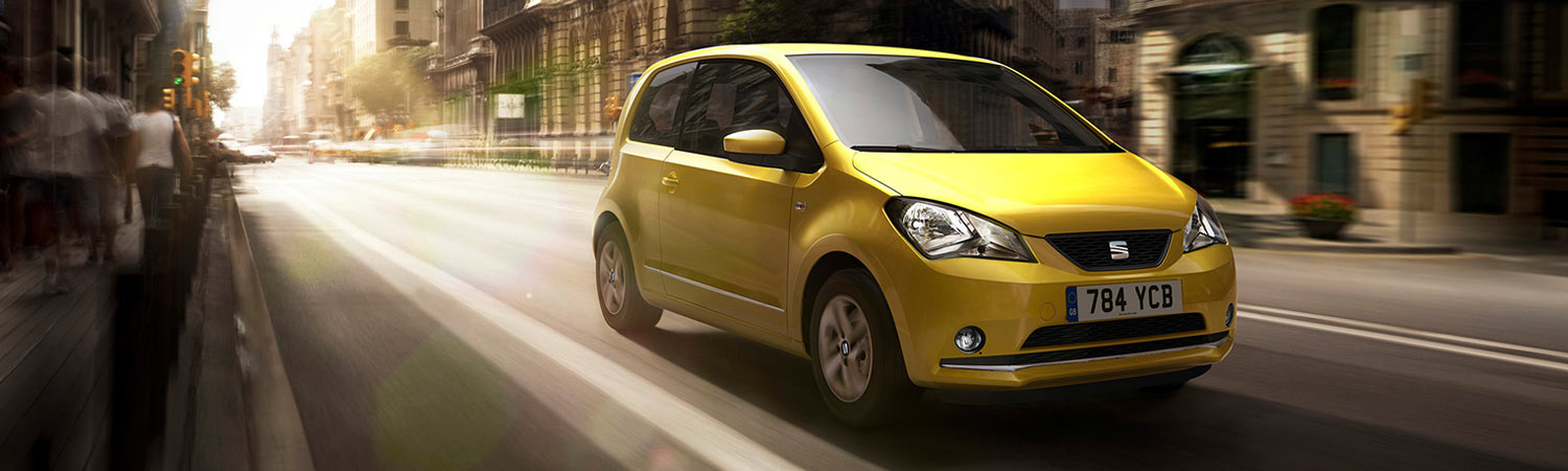 SEAT Mii Offer PCP Finance Offers