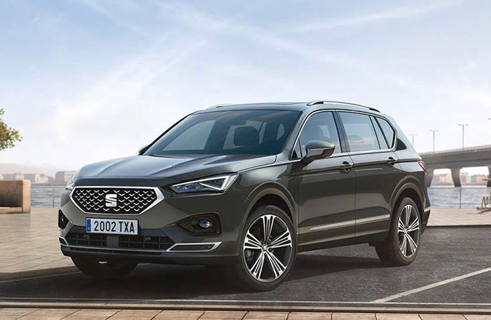 SEAT Tarraco Business Offer