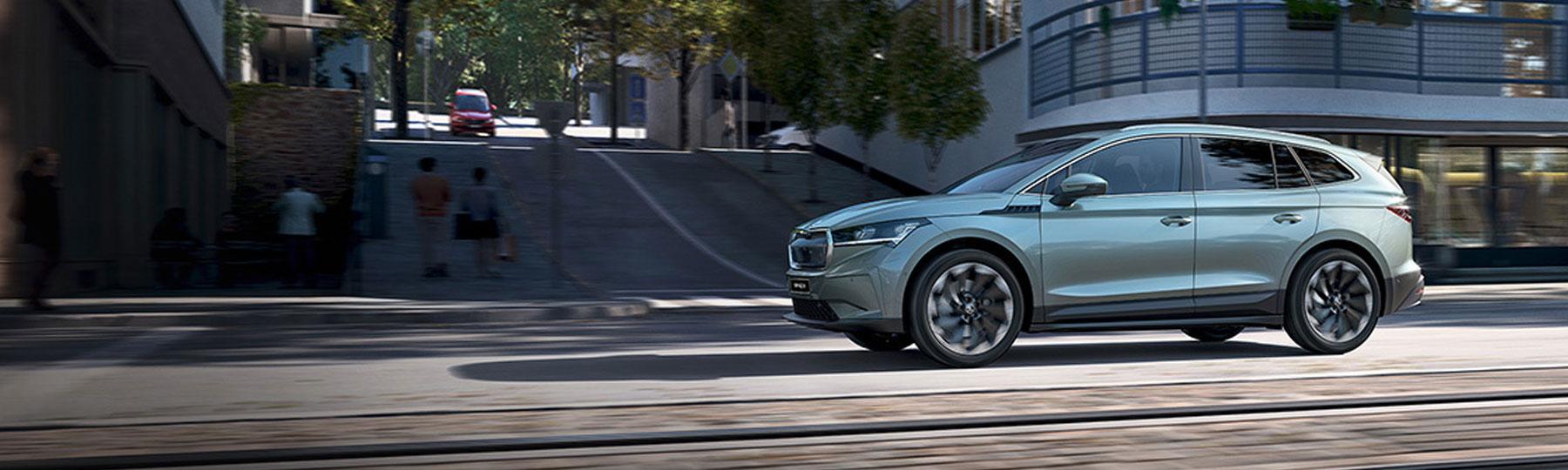 SKODA ENYAQ iV New Car Offer