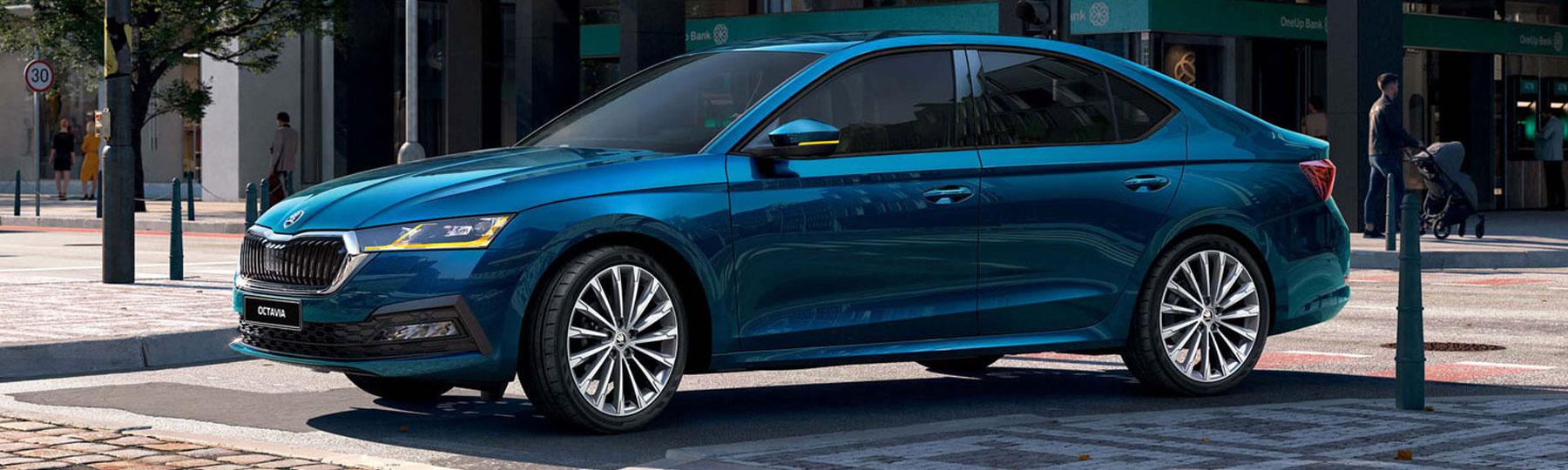 New ŠKODA OCTAVIA Hatch New Car Offer