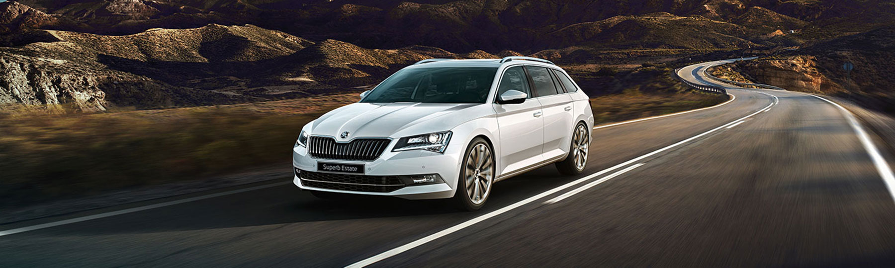 ŠKODA Superb Estate SportLine 1.4 TSI 150PS