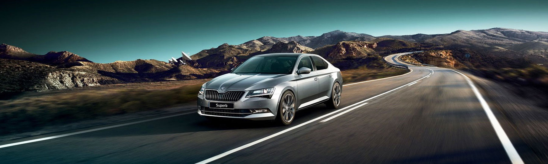 ŠKODA SUPERB Hatch New Car Offer