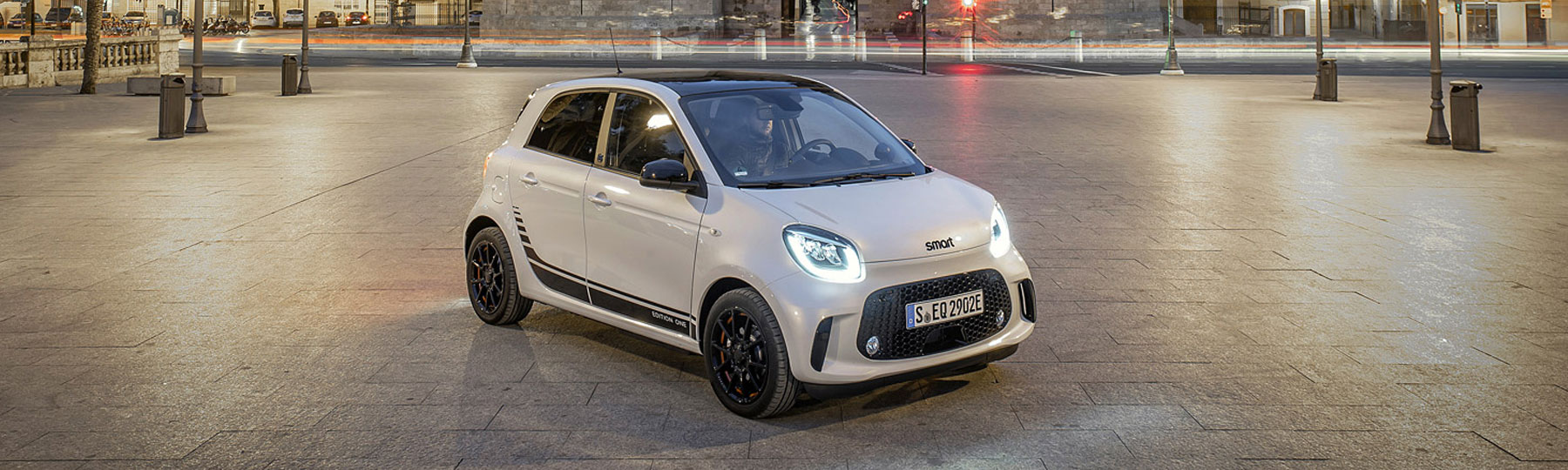 smart EQ forfour New Car Offer