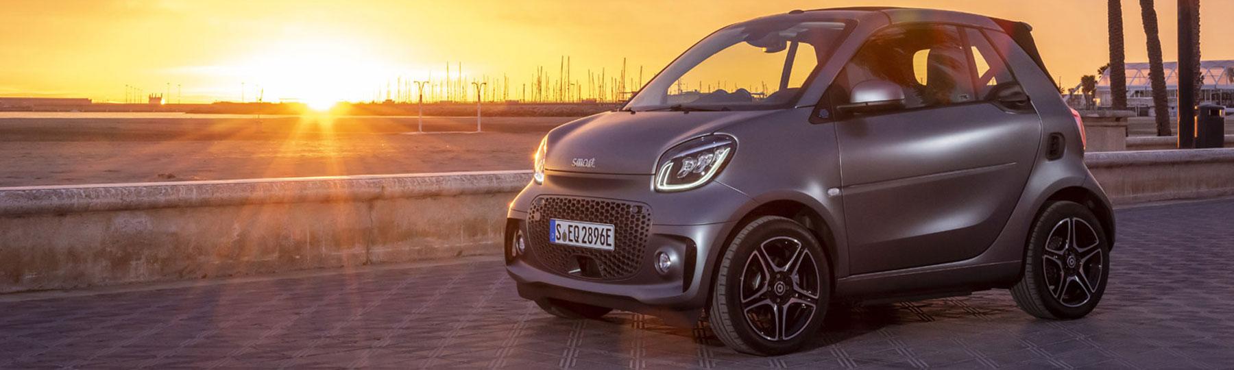 smart EQ fortwo cabrio New Car Offer