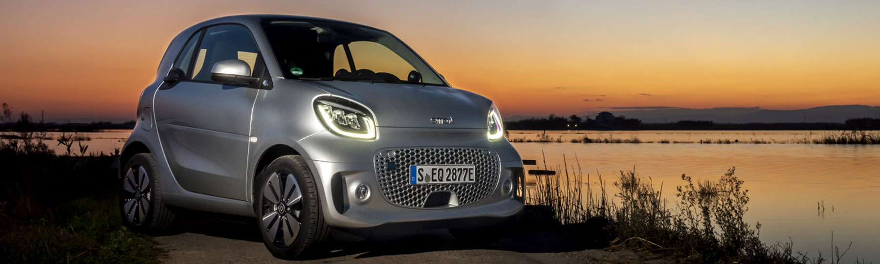smart EQ fortwo coupe New Car Offer