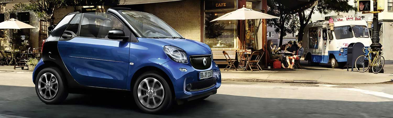 smart Fortwo Cabrio Business Offer