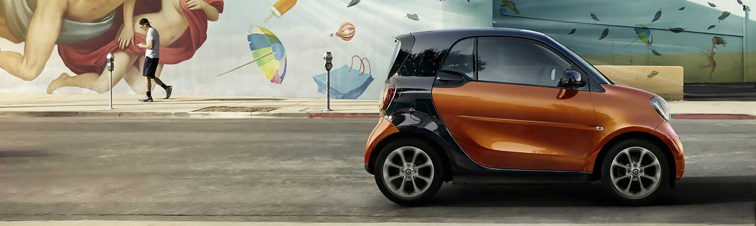 smart Fortwo Coupe New Car Offer