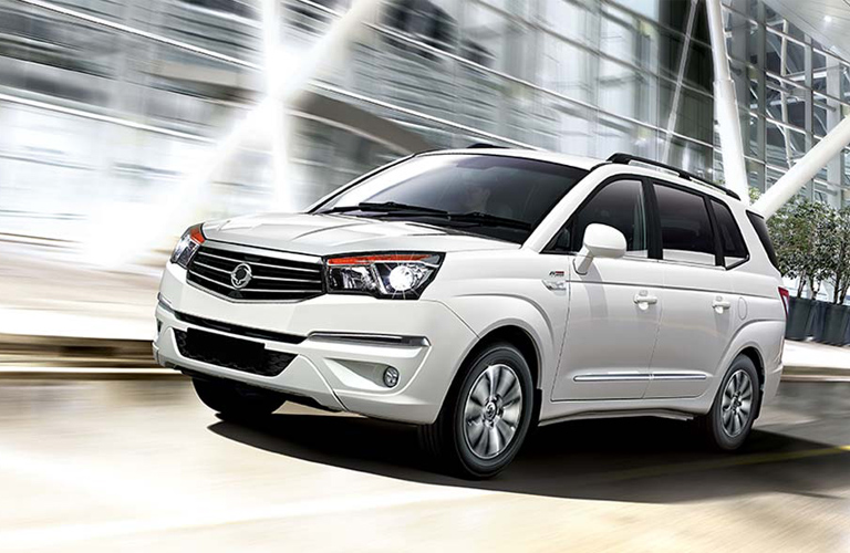 New SsangYong Turismo 2.2 ELX Auto
