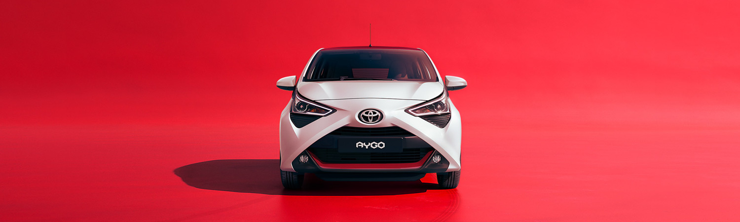 Toyota AYGO New Car Offer