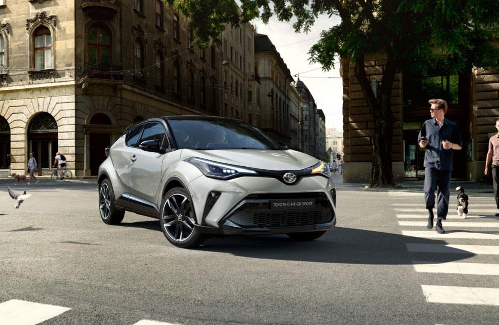 Toyota C-HR Design 1.2 FWD PCP Finance Deal
