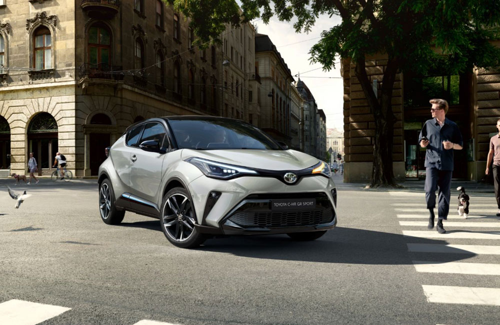 Toyota C-hr New Car Offer