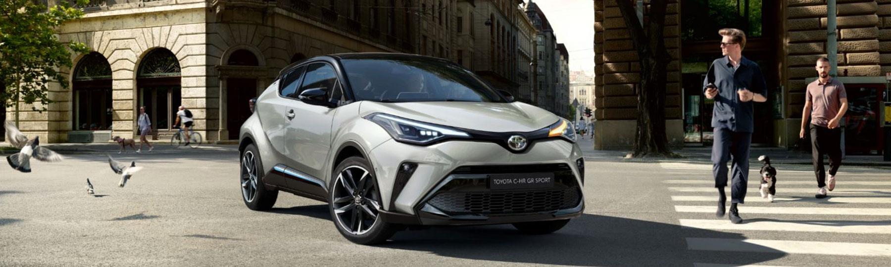 Toyota Business: C-HR Hybrid Design