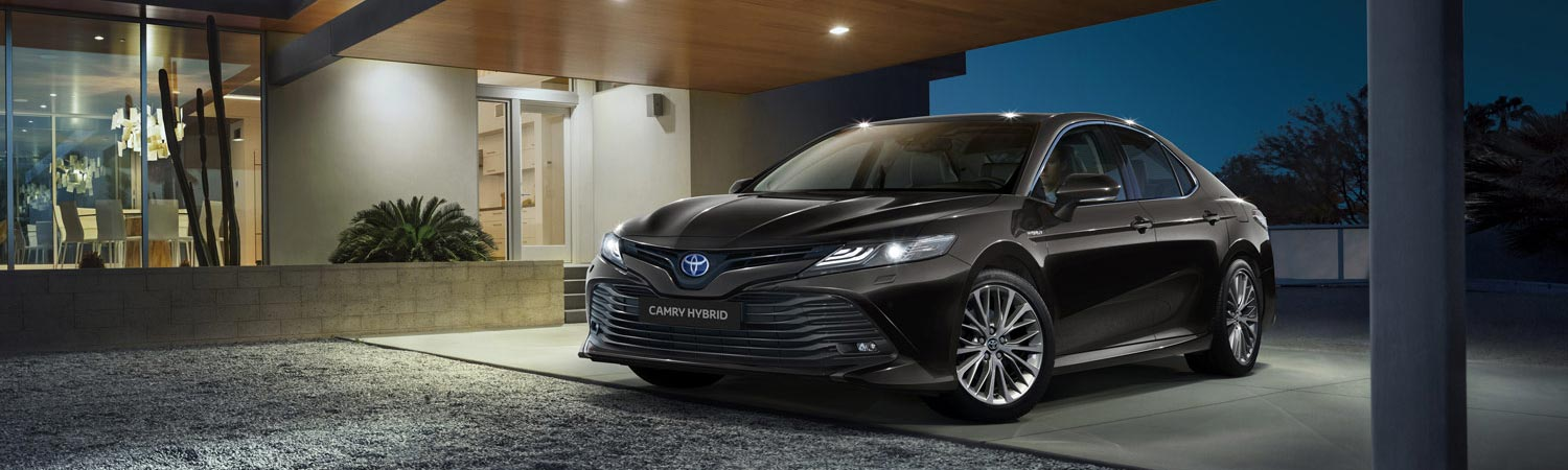 Toyota Camry Hybrid Business Offer