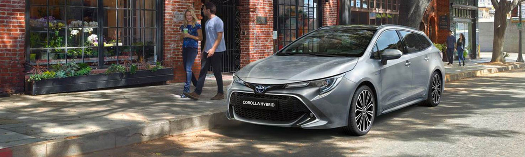 Toyota Corolla Touring Sports New Car Offer