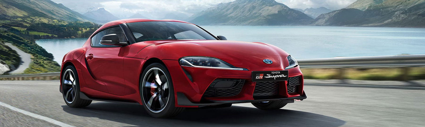 Toyota GR Supra New Car Offer