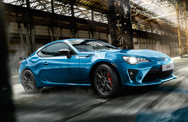 Toyota GT86 Club Series: Blue Edition Offer PCP Finance Deal