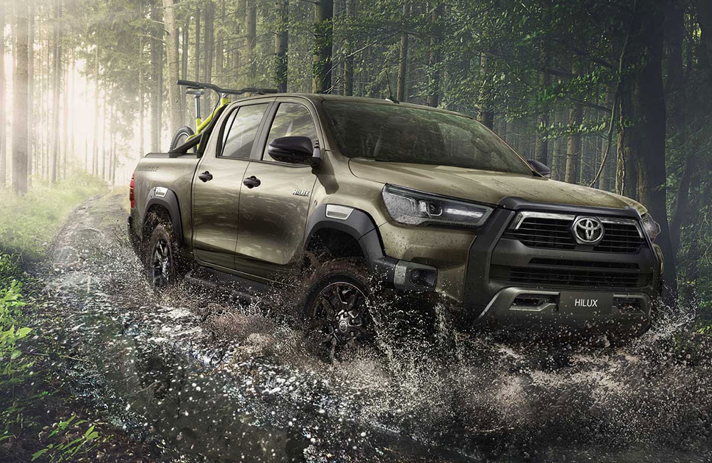 Toyota Hilux Business Offer