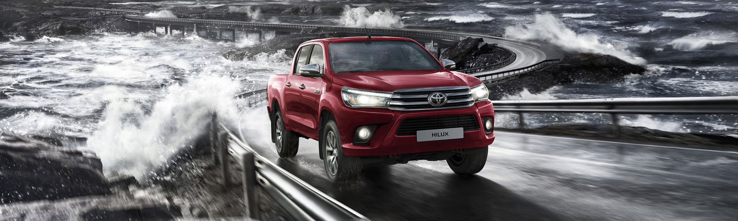 toyota Hilux New Car Offer