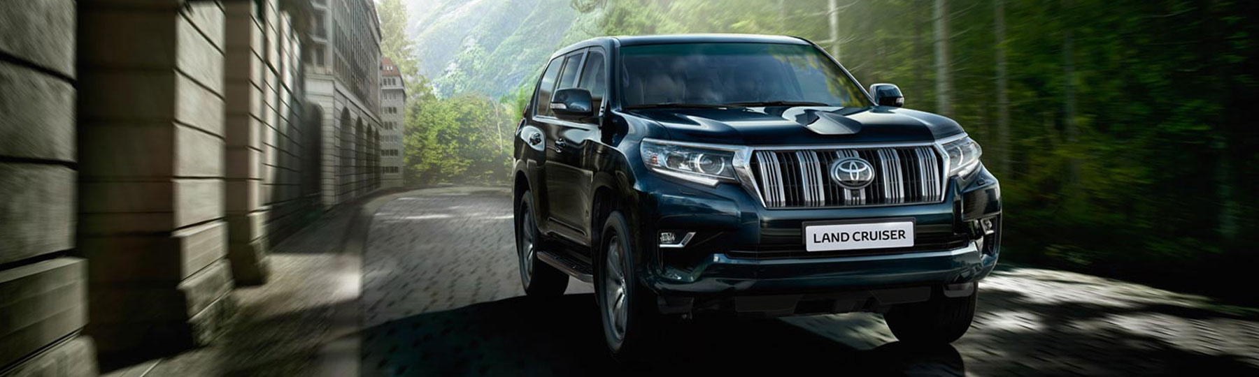 toyota Land Cruiser New Car Offer