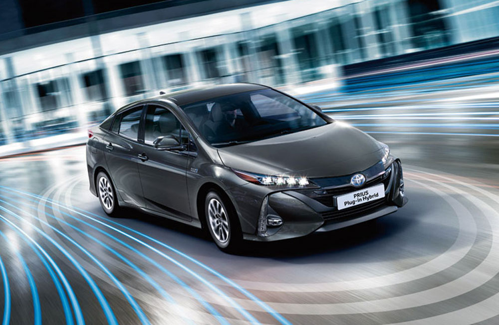 Toyota Prius Plug-in Business Offer