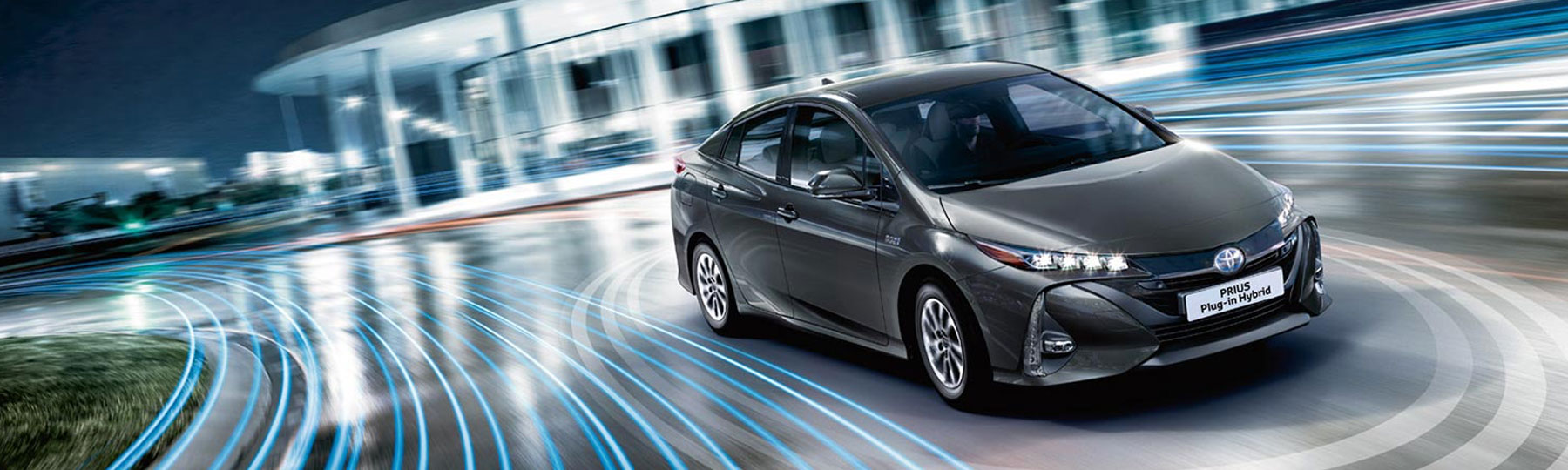 toyota Prius Plug-In Hybrid New Car Offer