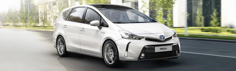 toyota Prius-plus New Car Offer
