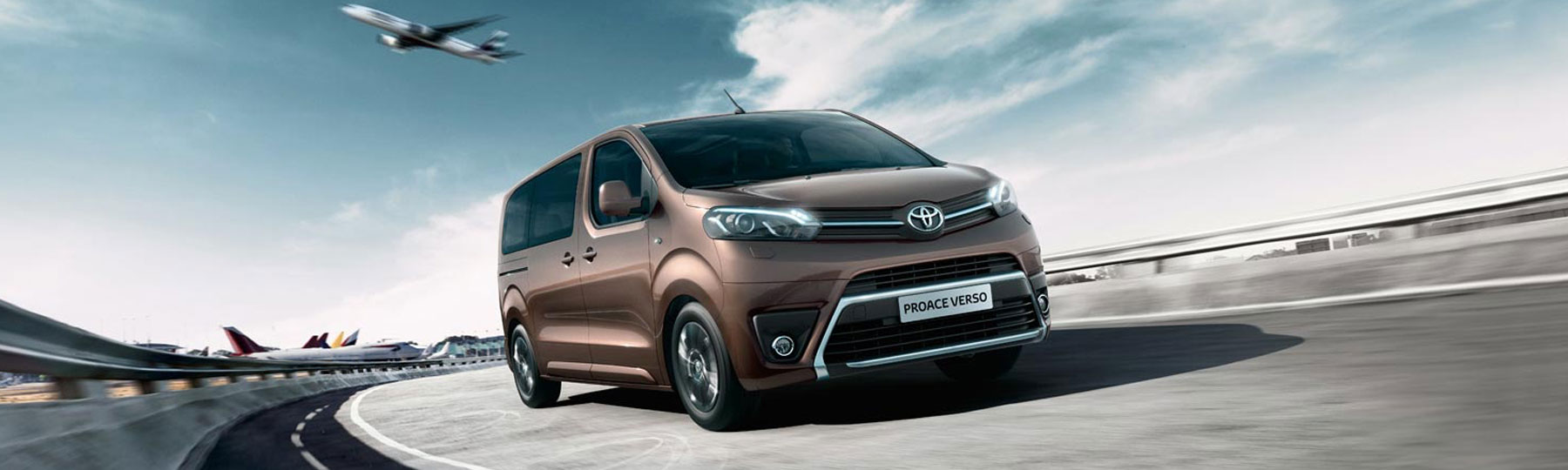 Toyota Proace Verso Business Offer