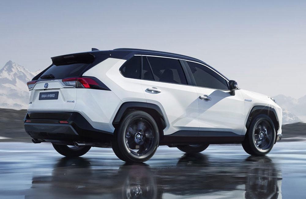 Toyota Rav4 New Car Offer