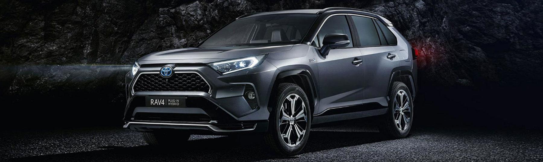All New Toyota RAV4 Plug-in Business Offer