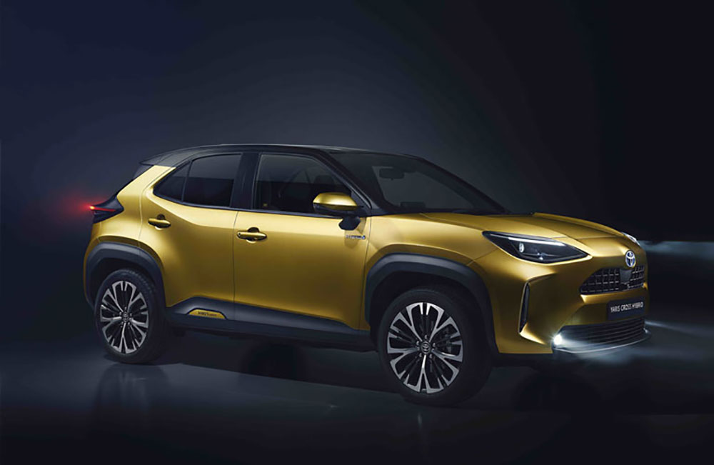All New Toyota Yaris Cross Hybrid New Car Offer