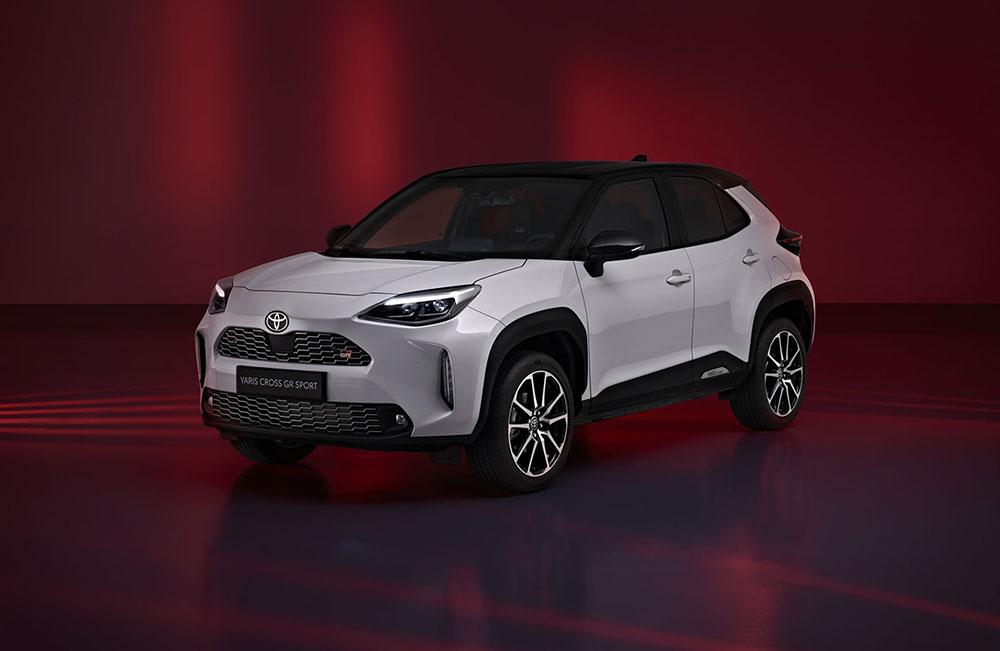 All New Toyota Yaris Cross New Car Offer