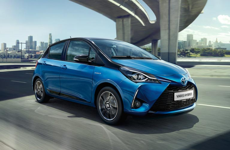 Toyota Yaris Used Car Offer