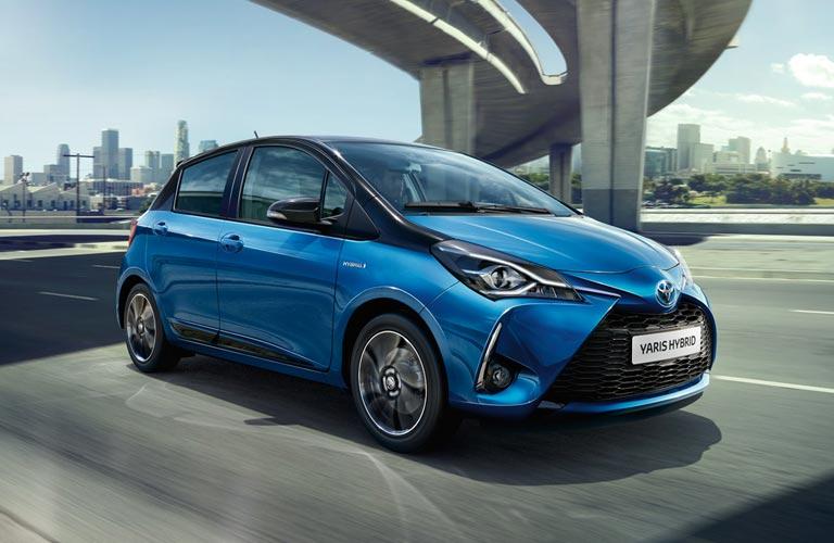 Toyota Yaris Used Car Offer