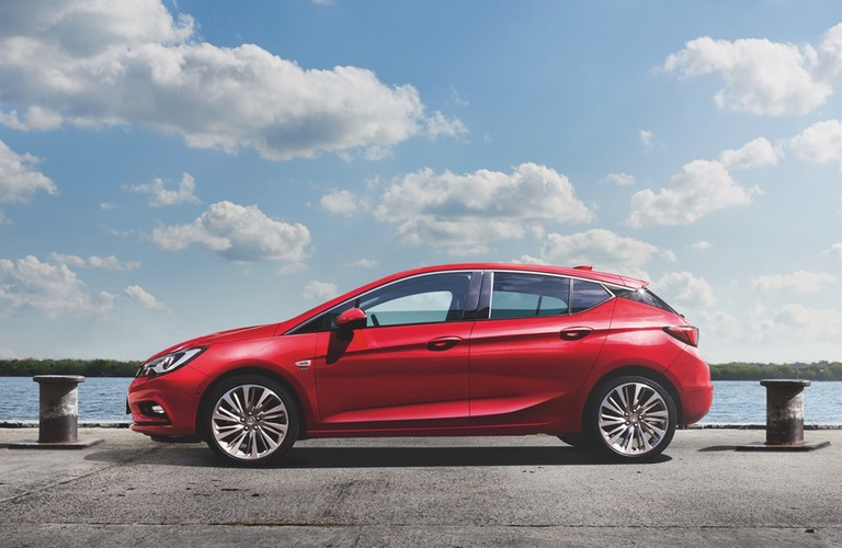 New Vauxhall Astra Hatch 5DR 1.0T 150ps SRi