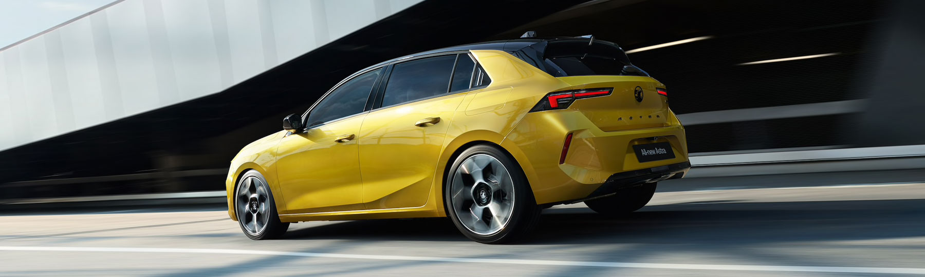 New ASTRA Personal Contract Hire Offer
