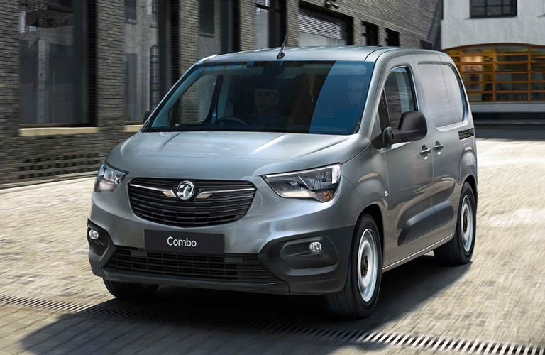 New Vauxhall Combo Cargo New Van Offer