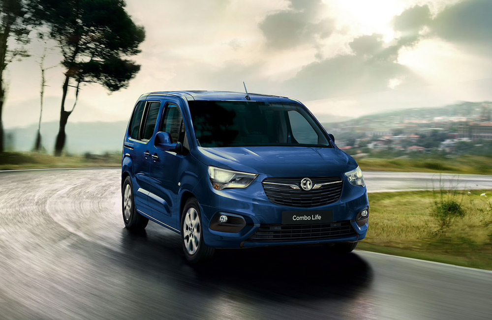 vauxhall Combo Life Business Offer