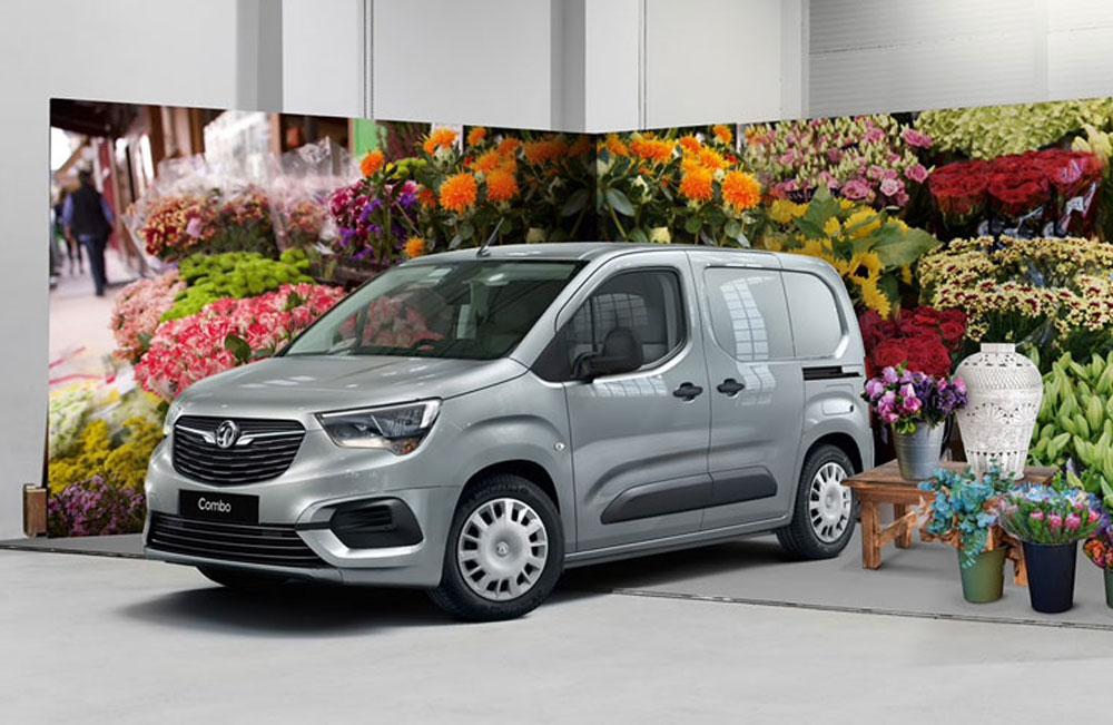 vauxhall Combo New Van Offer