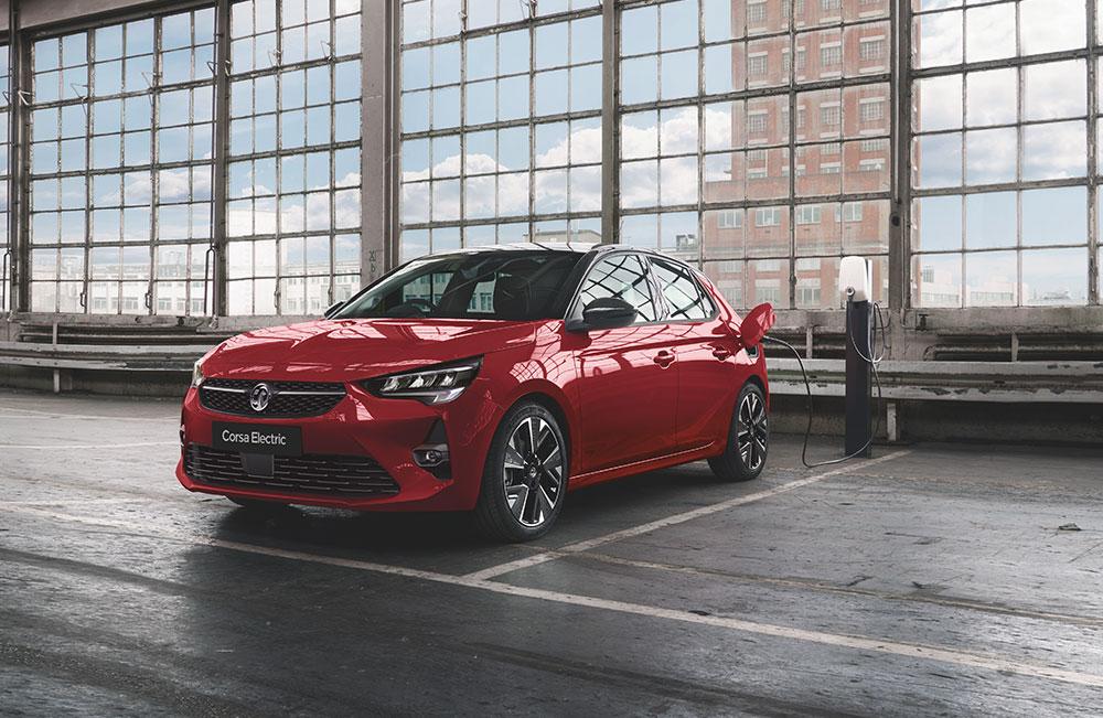 All-New Vauxhall Corsa-e Business Offer