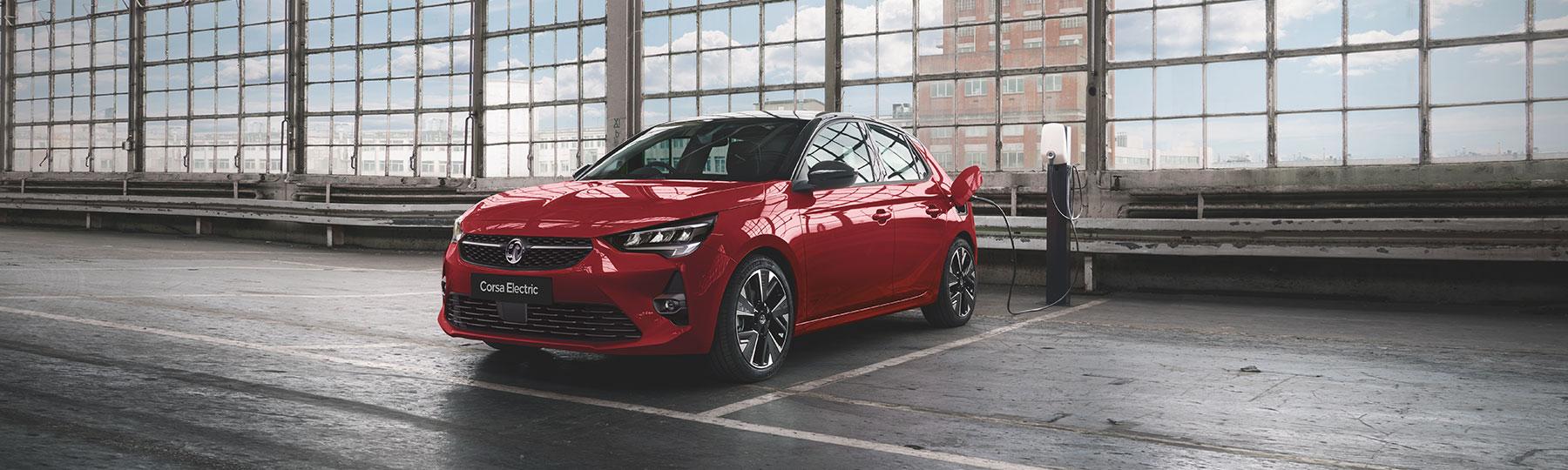Vauxhall Corsa-e New Car Offer