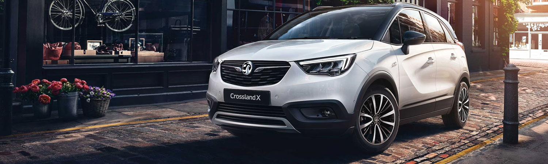 New Vauxhall Crossland X