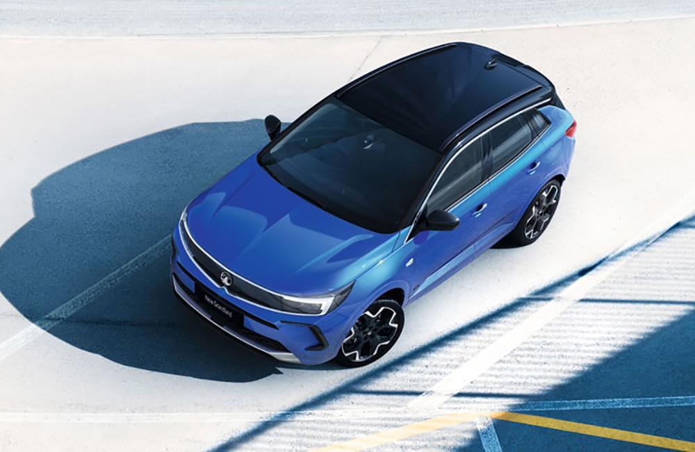 New Vauxhall Grandland Hybrid Business Offer