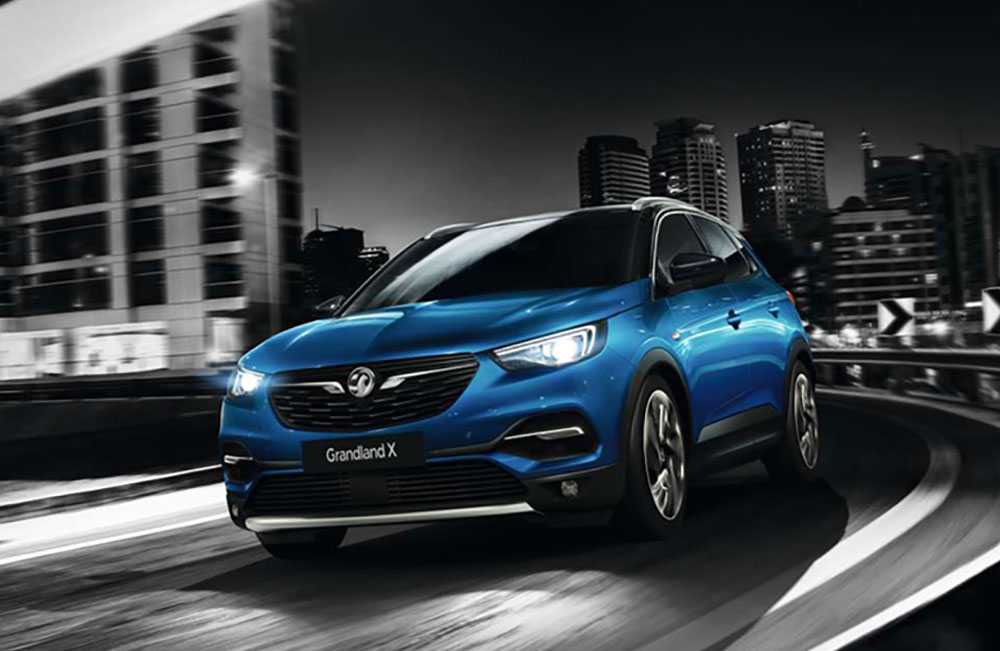 Vauxhall Grandland X Business Offer