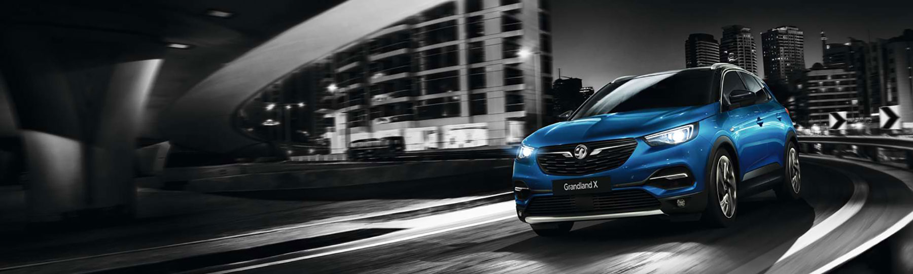 New GRANDLAND X Personal Contract Hire Offer