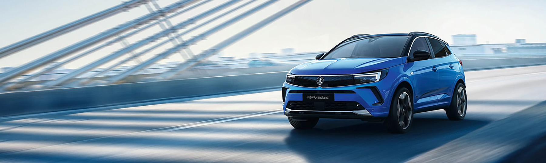 New Vauxhall Grandland New Car Offer